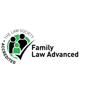 Family Law Advanced Logo - The Law Society